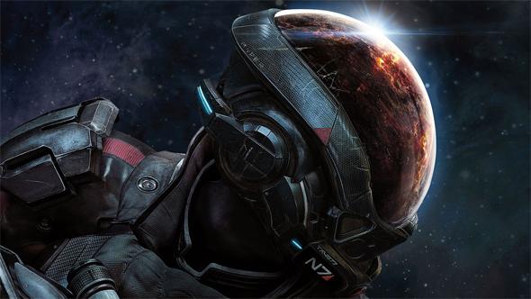 Nvidia Mass Effect