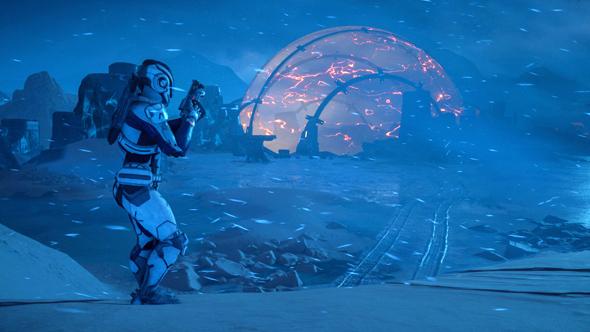Nvidia Mass Effect Andromeda