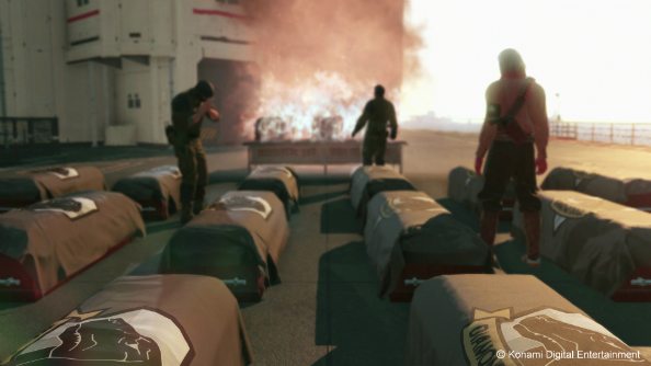 Why Metal Gear Solid 5 is the best Metal Gear yet