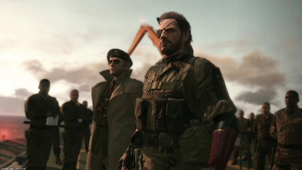 Metal Gear Solid 5 system requirements