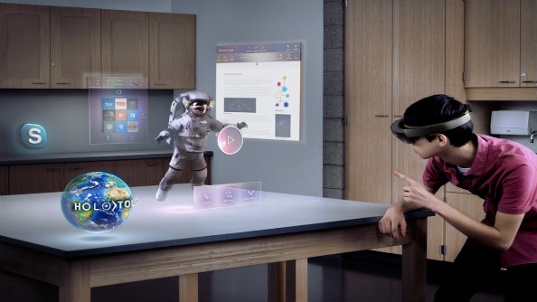 HoloLens development edition pre-orders now live - launch apps outlined