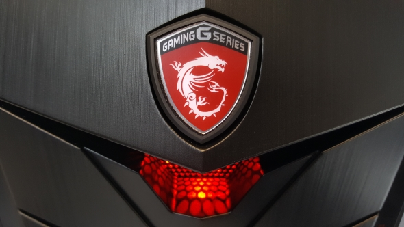 MSI Aegis X performance