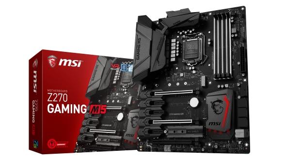 MSI Z270 Gaming M5 verdict