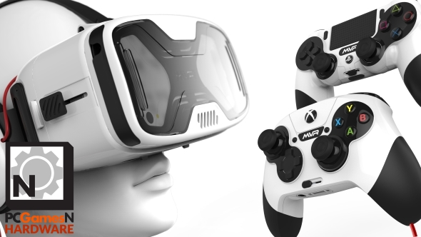 MVR Ascend H1: wireless cross-platform VR pinning its PC hopes on Nvidia's Gamestream