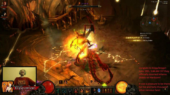 World first: two Diablo 3 players defeat final boss on hardest difficulty with no deaths
