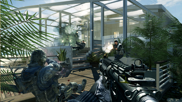 Call of Duty Modern Warfare 3 Collection 2 Hands On