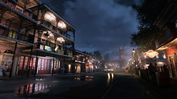 Mafia 3 Gamescom preview