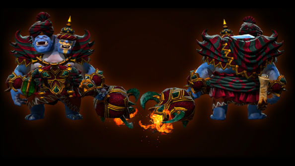 Dota 2 steam items headpieces