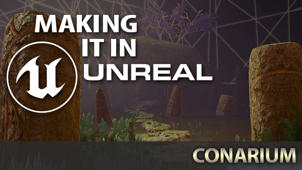 Making it in Unreal: conveying the creeping horror of Lovecraft in Conarium
