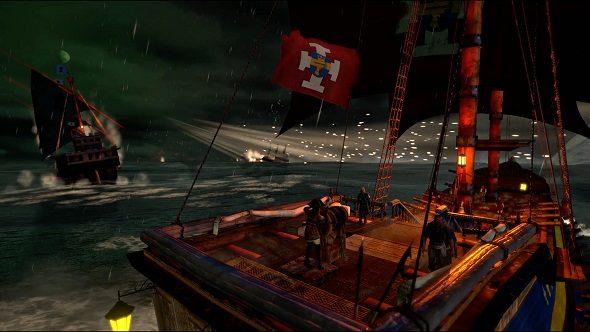 Man 'o War: Corsair Launch