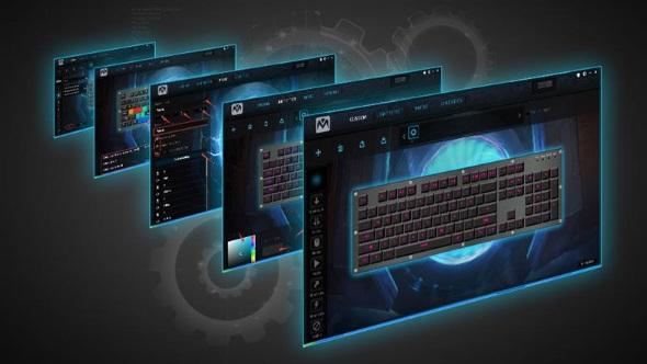 MantisTek GK2 software