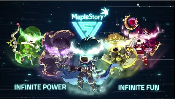 MapleStory V Update