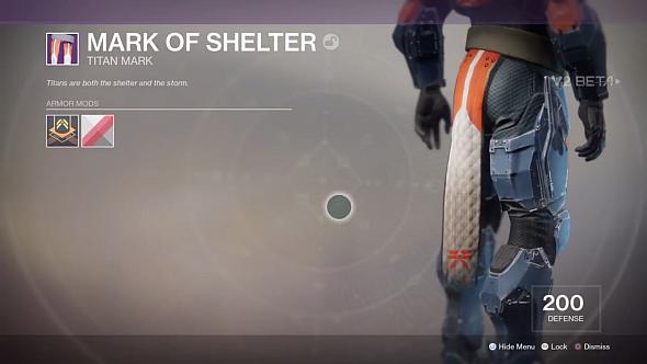 Mark of Shelter
