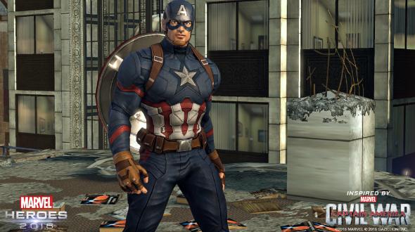 Marvel Heroes 2016 giveaway