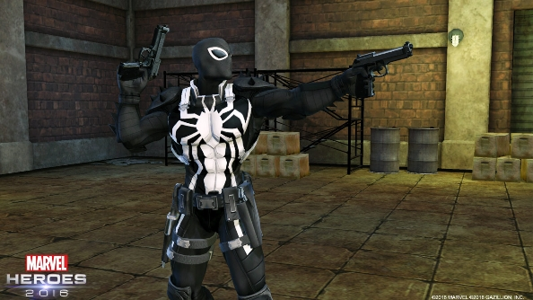 Marvel Heroes 2016 Agent Venom