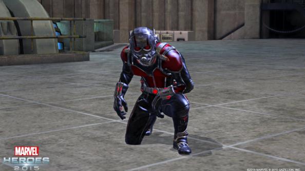 Marvel Heroes Ant-Man