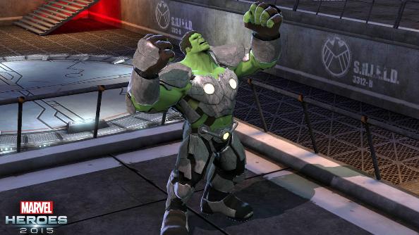 Marvel Heroes Hulk
