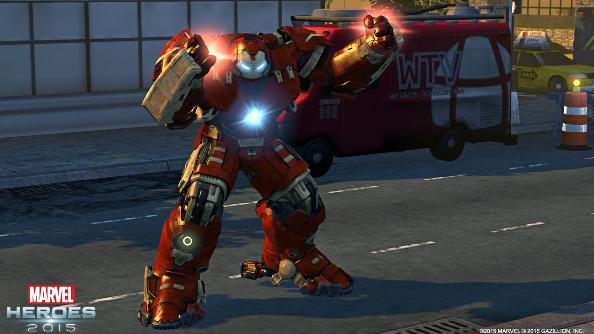 Marvel Heroes Age of Ultron Hulkbuster