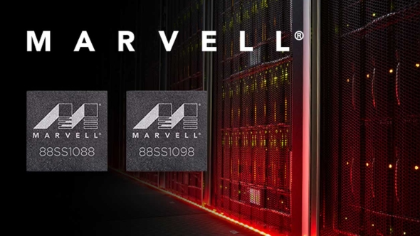 Marvell SSD memory controllers