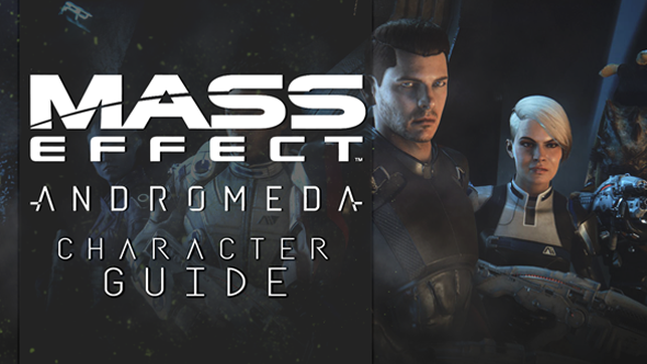 The characters of Mass Effect: Andromeda - who you can batter, befriend and boink