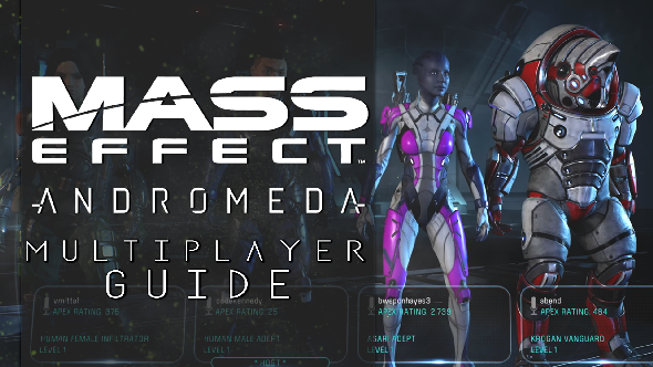 Mass Effect: Andromeda multiplayer guide - Strike Teams, missions, classes, and customisation