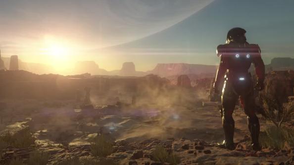 E3 2016 Mass Effect Andromeda