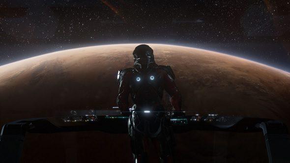 Mass Effect Andromeda Bridge