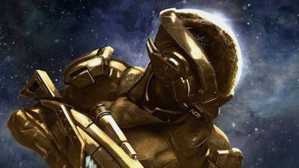 Mass Effect: Andromeda gold