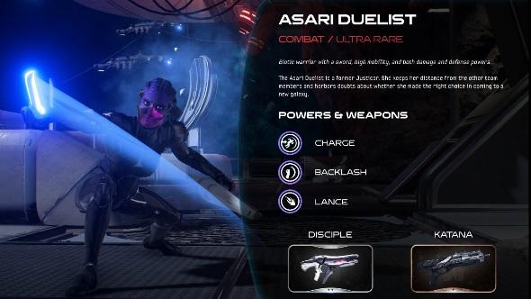 Mass Effect Andromeda multiplayer guide asari