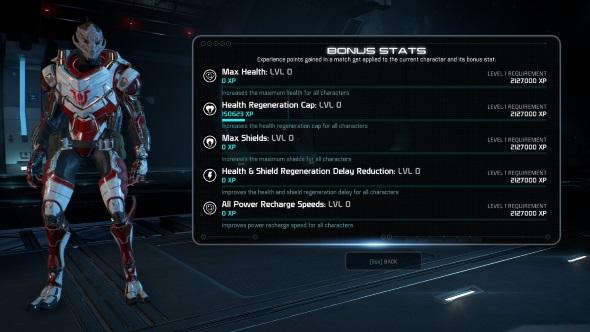 Mass Effect Andromeda multiplayer guide bonus stats