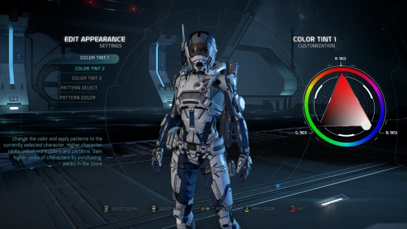 Mass Effect Andromeda multiplayer guide customisation