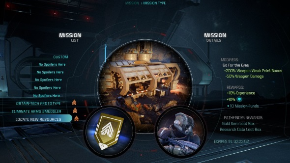 Mass Effect Andromeda multiplayer guide missions