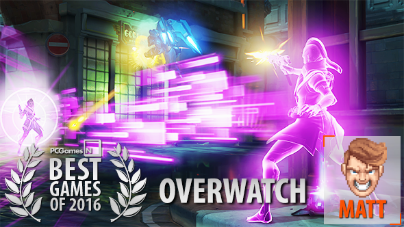 The best games of 2016: Overwatch