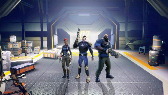 Agents of Mayhem gameplay
