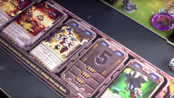Mechs vs Minions cards