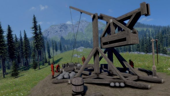 Medieval Engineers Early Access announced