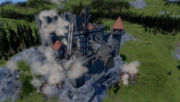Medieval Engineers Early Access review