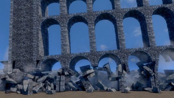 Medieval Engineers structural integrity preview