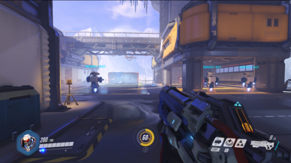 Overwatch PC port review