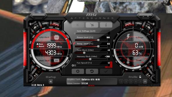 Overclocking GPU memory