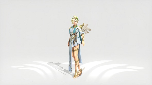 Mercy - Winged Victory