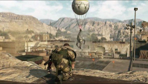 Metal Gear Online live