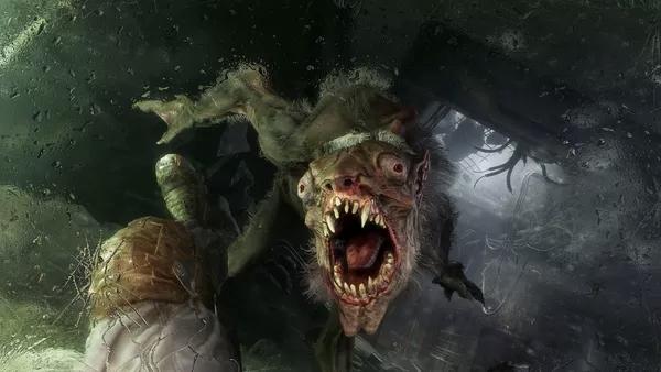 Metro Exodus monster
