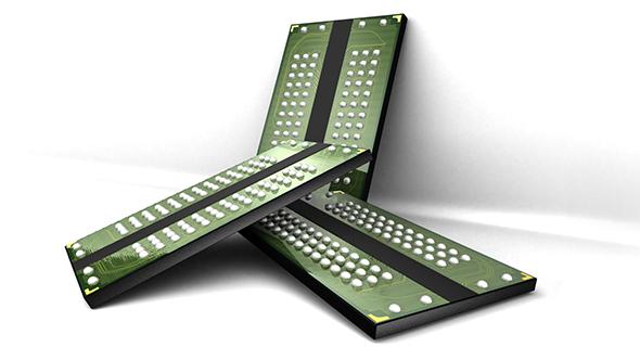 Micron DDR3 memory