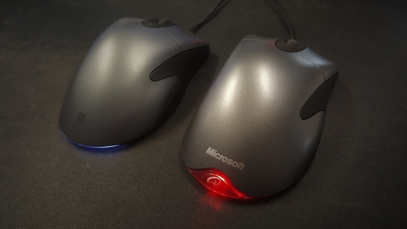 Microsoft Classic Intellimouse duo