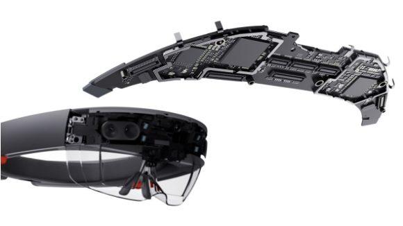 Microsoft HoloLens development kit
