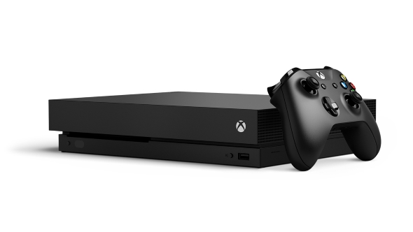 Microsoft Xbox One X vs. PC