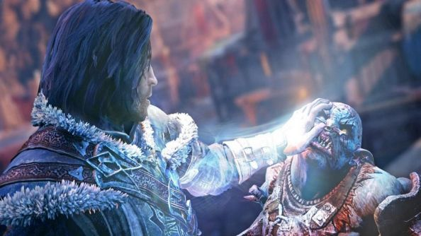 Middle-Earth Shadow of Mordor Grab