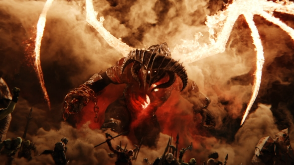 Middle-earth: Shadow of War Balrog
