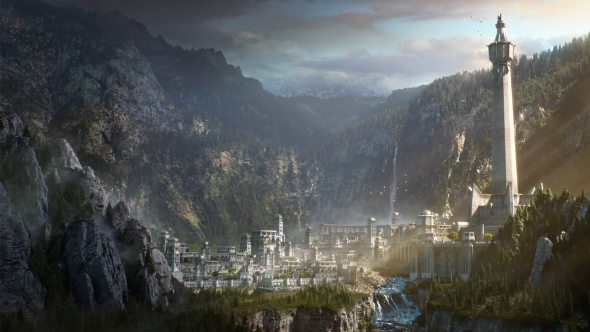 Middle-earth: Shadow of War city